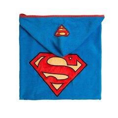 Kapuutsiga rätik poistele Cool Club Superman, 80x140 cm, LTB1836263-S20 hind ja info | Vannitooted | kaup24.ee