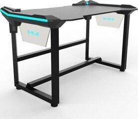 Mängurilaud E-Blue EGT536, must/sinine hind ja info | Arvutilauad, kirjutuslauad | kaup24.ee