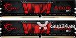 memory D4 3200 16GB C16 GSkill Aegis K2 hind ja info | Operatiivmälu (RAM) | kaup24.ee
