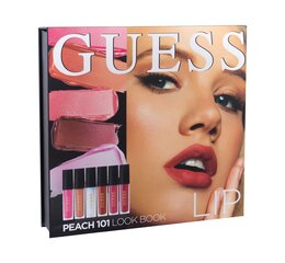 Komplekt Guess Look Book Lip naistele, 101 Peach hind ja info | Komplekt Guess Look Book Lip naistele, 101 Peach | kaup24.ee