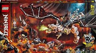 71721 LEGO® NINJAGO® Kolbavõluri draakon hind ja info | 71721 LEGO® NINJAGO® Kolbavõluri draakon | kaup24.ee