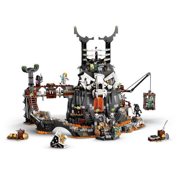 71722 LEGO® NINJAGO® Kolbavõluri koopad