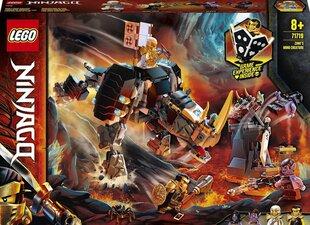 71719 LEGO® NINJAGO® Zane Mino-olend hind ja info | 71719 LEGO® NINJAGO® Zane Mino-olend | kaup24.ee