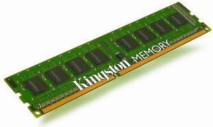 KINGSTON DDR3 2x4GB 1333MHz CL9 (KVR13N9S8HK2/8) hind ja info | KINGSTON DDR3 2x4GB 1333MHz CL9 (KVR13N9S8HK2/8) | kaup24.ee