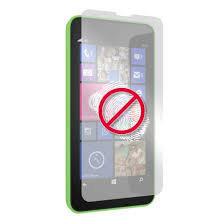 Kaitsekile Puro Antifinger telefonile LUMIA 630/635 hind ja info | Kaitsekile Puro Antifinger telefonile LUMIA 630/635 | kaup24.ee