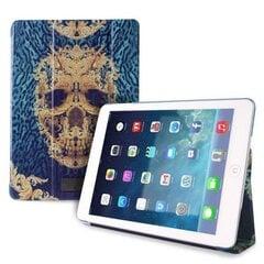 Kaitseümbris ZETA Slim Case iPad Air 5-le, koljuga