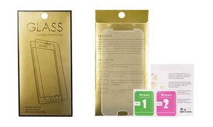 Tempered Glass Gold Mobile Phone Screen Protector Samsung A415 Galaxy A41 hind ja info | Ekraani kaitsekiled | kaup24.ee