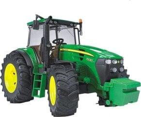 Трактор BRUDER темно зеленый John Deere 03050