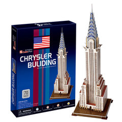 3D Пазл CubicFun Chrysler Building, 70 деталей