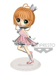 Q Posket: Cardcaptor Sakura: Clear Card - Sakura Kinomoto Figurine, Dreamy Color Version hind ja info | Q Posket: Cardcaptor Sakura: Clear Card - Sakura Kinomoto Figurine, Dreamy Color Version | kaup24.ee