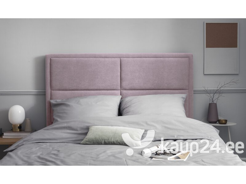 Voodipeats Harper Maison Gala 130, roosa tagasiside