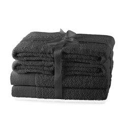 Rätikute komplekt Amari, 6 tk. hind ja info | Rätikud | kaup24.ee