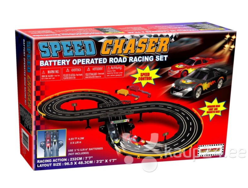 Трасса Golden Bright SPEED CHASER 6033