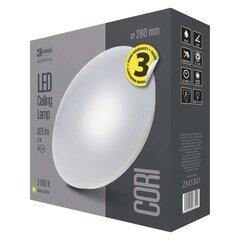 LED laevalgusti CORI R 12W/ soe valge hind ja info | LED laevalgusti CORI R 12W/ soe valge | kaup24.ee