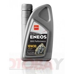 ENEOS MAX Performance 10W30, 1 л моторное масло цена и информация | ENEOS MAX Performance 10W30, 1 л моторное масло | kaup24.ee