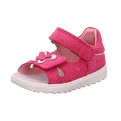 Sandaalid Superfit tüdrukutele 6-00015-55 hind ja info | Sandaalid Superfit tüdrukutele 6-00015-55 | kaup24.ee