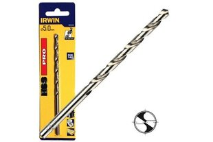 Metallpuur DIN 340 7,0 x100 / 150 hind ja info | Metallpuur DIN 340 7,0 x100 / 150 | kaup24.ee