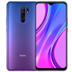 Xiaomi Redmi 9, 32 GB, Dual SIM, Sunset Purple hind ja info | Xiaomi Redmi 9, 32 GB, Dual SIM, Sunset Purple | kaup24.ee