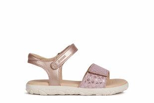 Laste sandaalid tüdrukutele Geox hind ja info | Laste sandaalid | kaup24.ee
