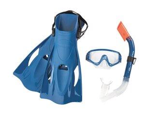 Sukeldumiskomplekt Bestway B25020 hind ja info | Ujumislestad | kaup24.ee