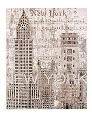 Seinamaal New York II hind ja info | Seinapildid | kaup24.ee