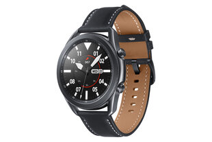Умные часы Samsung Galaxy Watch 3 (45 мм), Black цена и информация | Смарт-часы (smartwatch) | kaup24.ee