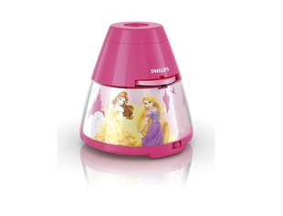 Philips DISNEY Princess проектор и ночник