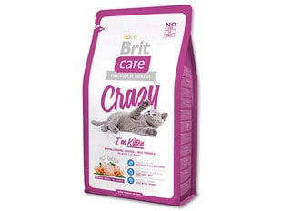 Kassitoit Brit Care Kitten Crazy 2 kg