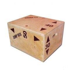 Hüppekast, 75x60x50 cm hind ja info | Muud sporditarbed | kaup24.ee