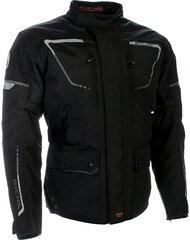 Tekstiilist jope Richa Phantom 2, must hind ja info | Mootorratturi joped | kaup24.ee