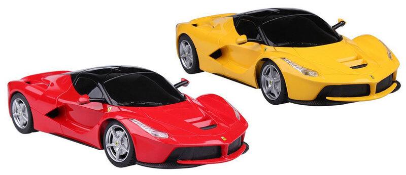 Радиоуправляемая модель машины Ferrari LaFerrari 1:24, RASTAR 71402/48900 цена