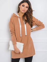 Naiste pikk džemper Rue Paris Jannie hind ja info | Naiste pusad | kaup24.ee