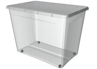 Коробка для хранения вещей Orplast, 80 л цена и информация | Корзины и ящики для хранения  | kaup24.ee