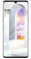LG Velvet 5G, 128G, Glossy White hind ja info | Mobiiltelefonid | kaup24.ee