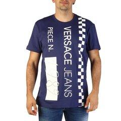 Versace Jeans - B3GTB74B_36590 20442 hind ja info | Meeste t-särgid ja pluusid | kaup24.ee