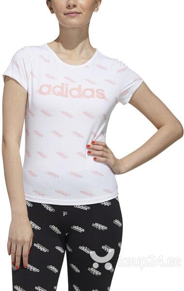 Pluus Adidas W Fav T White