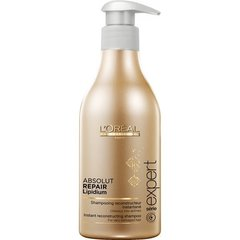 Taastav šampoon L'Oreal Professionnel Paris Serie Expert Absolut Repair Lipidium 500 ml