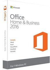 Microsoft Office Home and Business 2016 ENG