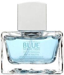 Tualettvesi Antonio Banderas Blue Seduction naistele EDT 50 ml
