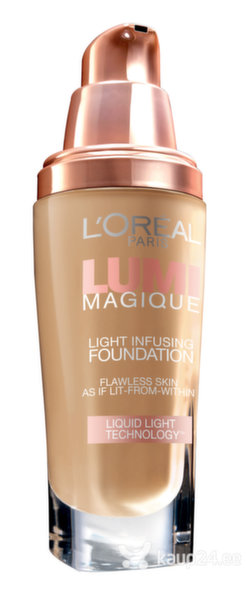 Jumestuskreem Lumi Magique Foundation L'Oreal Paris​