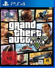 GRAND THEFT AUTO V (GTA 5), PS4