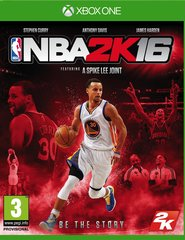 NBA 2K16, Xbox ONE