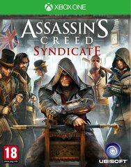 Xbox One mäng Assassins Creed Syndicate