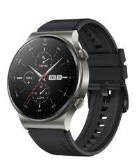 Смарт часы Huawei Watch GT 2 Pro, Night Black цена и информация | Смарт часы Huawei Watch GT 2 Pro, Night Black | kaup24.ee