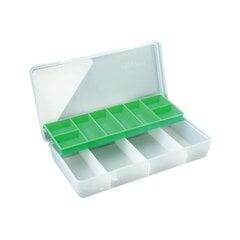 Karp Aquatech 7100 riiuliga hind ja info | Kalastuskastid, karbid, seljakotid | kaup24.ee