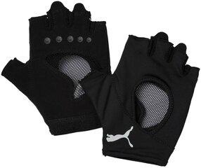 Kindad Puma AT Gym Gloves Black hind ja info | Kindad Puma AT Gym Gloves Black | kaup24.ee