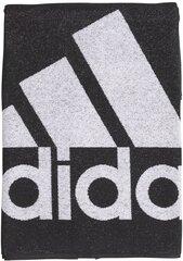 Rätik Adidas TOWEL L Black hind ja info | Rätikud | kaup24.ee