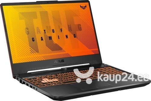 Asus TUF Gaming A15 FA506IU-AL006 (90NR03N1-M00340) hind ja info | Sülearvutid | kaup24.ee