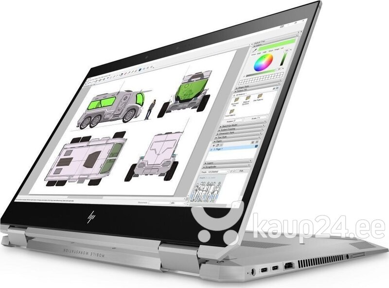 HP ZBook Studio x360 G5 (6TW63EA) Internetist