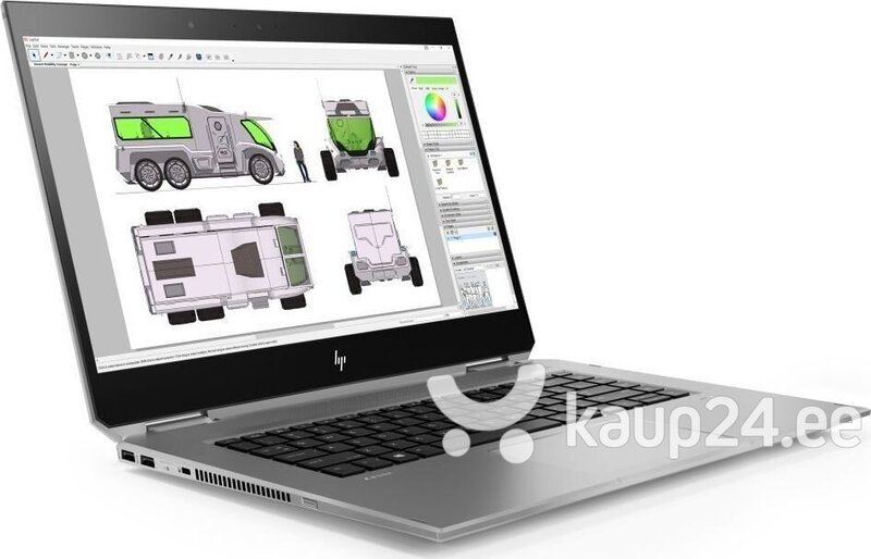 HP ZBook Studio x360 G5 (6TW63EA)